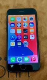 iPhone jet black 7, 128 gb