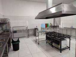 Título do anúncio: Alugo Cozinha Industrial