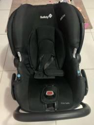 Título do anúncio: Carrinho Mobi Safety com Bebê conforto 1