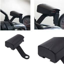 Carregador para moto com saída USB 5V 2A Mbtech