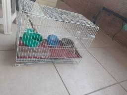 Título do anúncio: Gaiola de hamster ou de pássaros