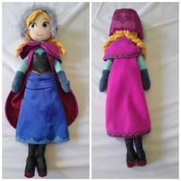 Pelúcia da Ana Frozen grande (52cm)