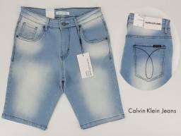 Título do anúncio: Bermudas Calvin Klein Jeans
