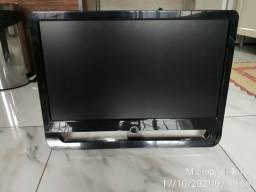 Título do anúncio: Monitor LCD marca aoc 19 polegadas r$ 200,00