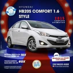 Título do anúncio: HB20S Comfort Style 2015