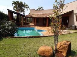 Casa de fazenda colonial