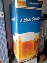 Título do anúncio: Cervejeira 220V funcionando perfeitamente.