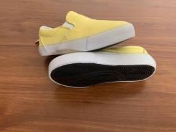 Tênis Starzinho Amarelo - entrego e passo cartão, pix