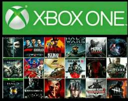 Jogos XBOX one XS