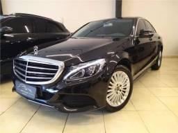 Título do anúncio: Mercedes-benz C 180 2018 1.6 cgi flex exclusive 9g-tronic