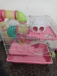 Título do anúncio: Gaiola grande de hamster