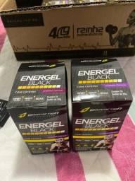 Título do anúncio: Carbogel Energel Black