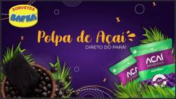 Título do anúncio: ACAI POLPA