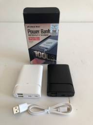 Power bank carregador portátil pineng 10000