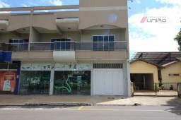 Apartamento para alugar com 1 dormitórios em Zona ii, Umuarama cod:1996