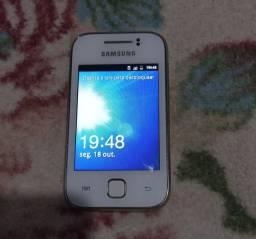 Título do anúncio: Samsung galaxy pocket