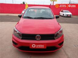 Título do anúncio: Volkswagen Gol 2020 1.0 12v mpi totalflex 4p manual