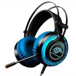 Fone Headset Gamer K-Mex ARS9
