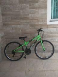 Vendo bicicleta usada infantil aro 26