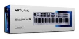 Arturia Keylab Essential 61 Teclado Controlador Midi Usb Pro