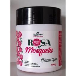 Mascara Hidratação Capilar Rosa Mosqueta 500 G. Bell Corpus