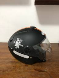 Capacete Pro Tork New Atomic Skull Riders
