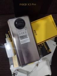 Título do anúncio: Xiaomi Poco X3 pro 6gRam128 G