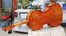 Viola Artesanal Tamanho 39 Cópia Stradivari