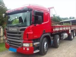 Caminhão Scania carroceria
