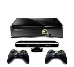 Título do anúncio: Xbox 360 completo