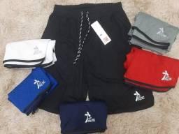 Título do anúncio: Bermudas estilo variadas tela, jeans e Maurícinho 2 por 90 ou 3 por 120