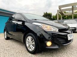 Hyundai- Hb20 1.6 Premium 2013 AUTOMÁTICO