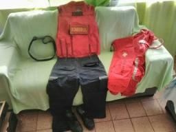 Kit para Bombeiro Civil