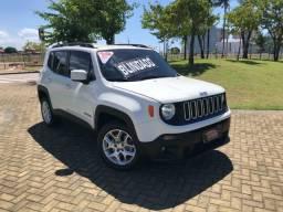Título do anúncio: Jeep Renegade Longitude 1.8 Flex Automatico 2016