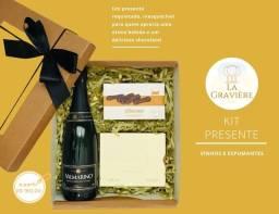 Título do anúncio: Kit presentes de vinhos e espumantes