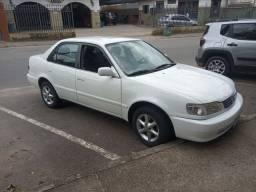 Título do anúncio: Corolla xei automático 1.8 16V ano 2000