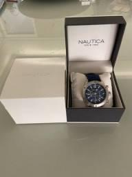 Título do anúncio: Relógio Náutica Azul resistente à água