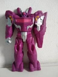 Título do anúncio: Figuras de ação/Boneco Transformers. Personagem-Shockwave