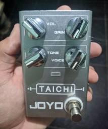 Título do anúncio: Pedal Joyo Overdrive Taichi R02<br><br>