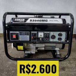 Gerador 2.8 KwA - Somar S3500MG