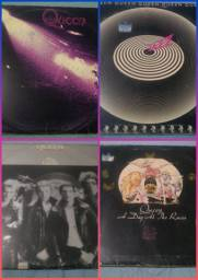 Lps Queen/Discos de Vinil/Rock