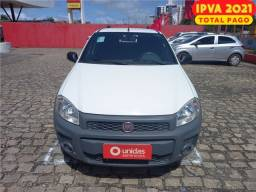 Título do anúncio: Fiat Strada 2019 1.4 mpi hard working cd 8v flex 3p manual