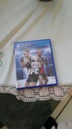 UFC2 TUDO CERTO CEM ARANHAU SEMI-NOVO TROCO OU VENDO