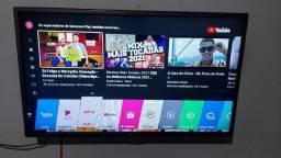Título do anúncio: Tv 32 LG smart