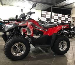Quadriciclo Farmer 200 automático