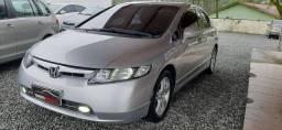 Título do anúncio: Honda New Civic 1.8 LXS 2008