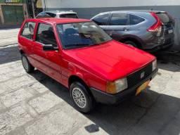Fiat Uno Mille c/ apenas 22000 km! A mais nova do Brasil!!