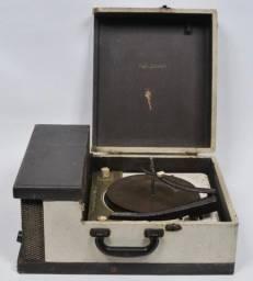 The voice of music - antigo rádio vitrola da década de 50