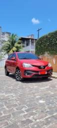 Título do anúncio: Toyota Etios 2018 - Ipva Pago