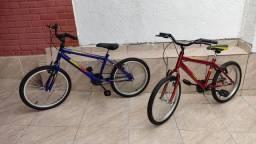 Título do anúncio: Bicicletas aro 20 novas